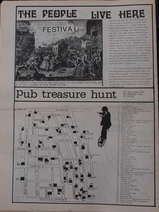 Page 10 Fitzrovia News no 45 June 1989