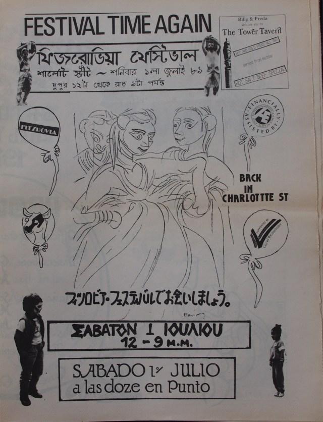 Page 7 Fitzrovia News no 45 June 1989