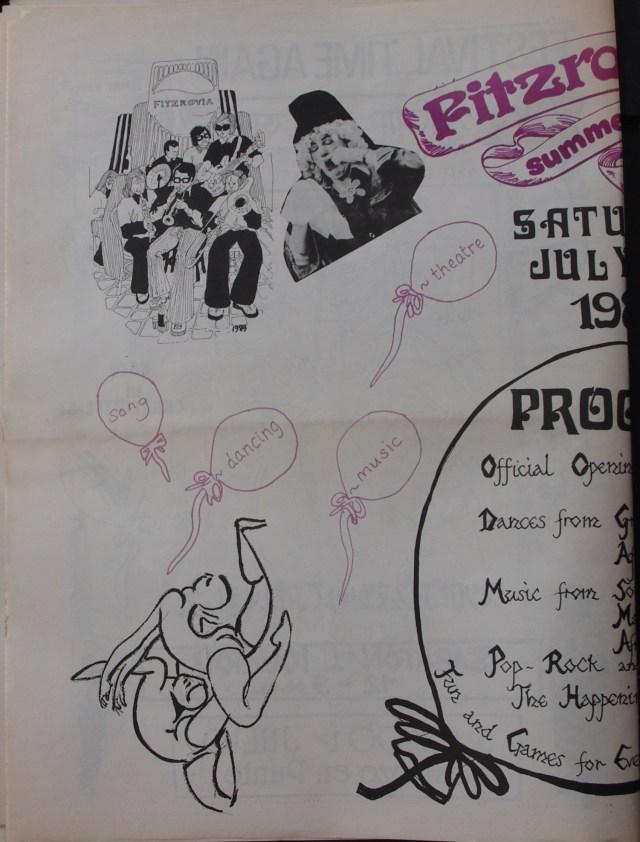 Page 8 Fitzrovia News no 45 June 1989