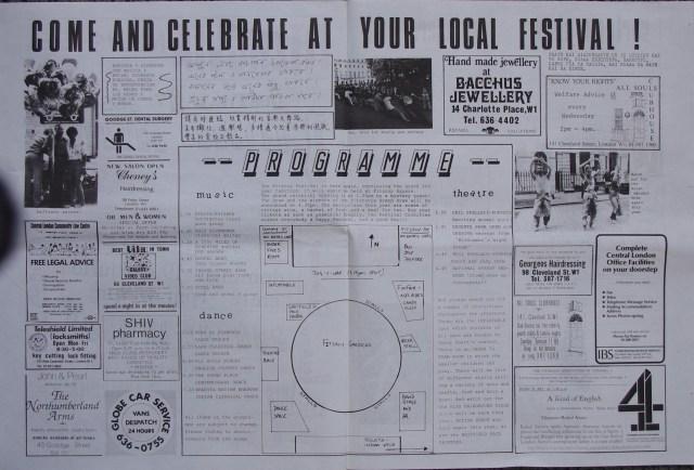 Pages 2 - 3 Fitzrovia Neighbourhood News no 36 July 1987