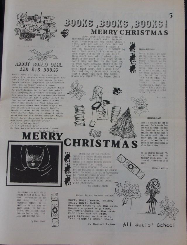 Page 5 Fitzrovia News no 51 December 1990