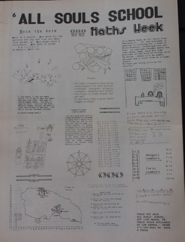 Page 6 Fitzrovia News no 52 March 1991
