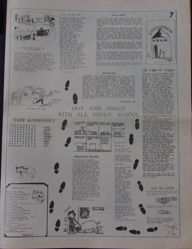 Page 7 Fitzrovia News no 53 June 1991