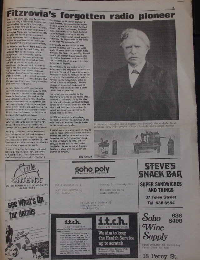Page 5 Tower Community Newspaper no 57 December 1979