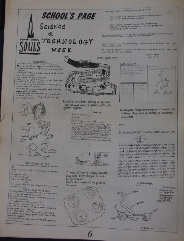 Page 6 Fitzrovia News no 61 June 1993
