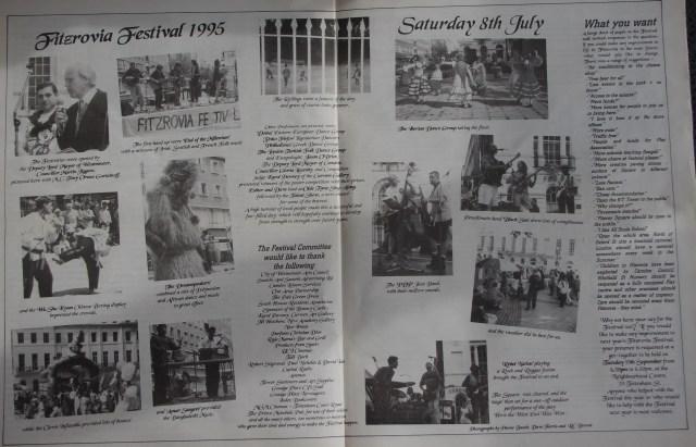 Page 4-5 Fitzrovia News no 70 September 1995